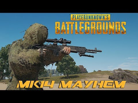 Mk14 Mayhem! : Playerunknown's Battlegrounds (Duo)