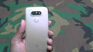 """LG G5 """"Real Review"""""""