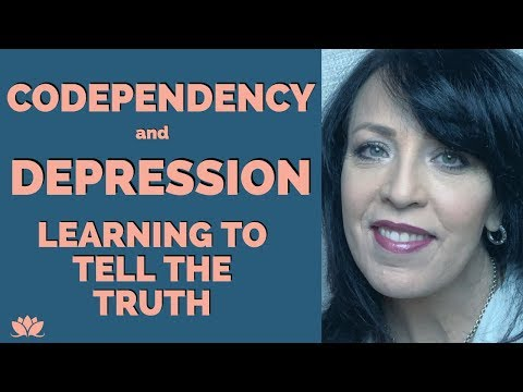 Codependency Causes Depression--Suppressing Your Emotions Is The Root Cause
