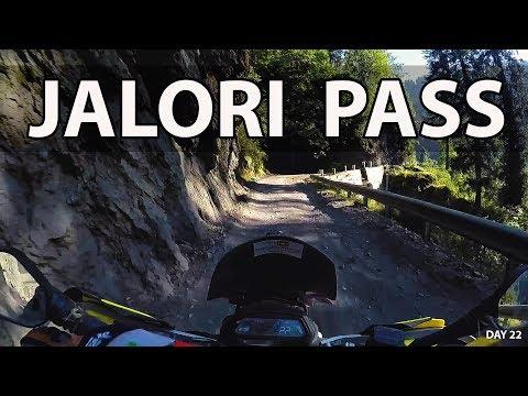 RIDE TO JALORI PASS | MANALI TO JALORI PASS | JIBHI | TIRTHAN VALLEY | HIMACHAL PRADESH |