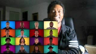 JIMMY FALLON AND STAR WARS: THE FORCE AWAKENS CAST SING STAR WARS MEDLEY (A CAPPELLA) - REACTION!!!