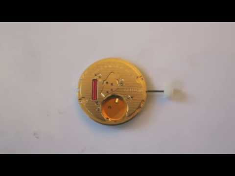 ETA Flatline E64.111 PreciDrive Quartz Watch Movement Battery 373