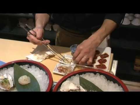 Koshu at Yashin Sushi and Bar, London