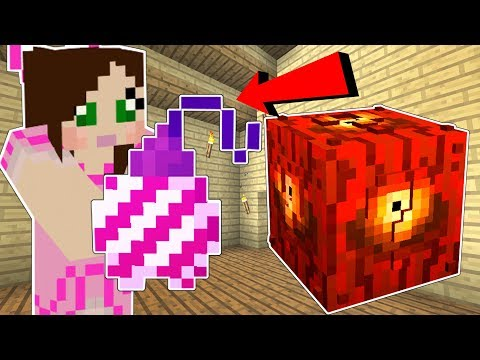 Minecraft: LUCKY BLOCK WEIRD!!! (BEACON APPLE, BALLOON HOE, & MORE!) Mod Showcase
