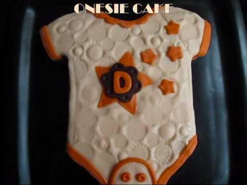 Onesie cake- 24th Cake