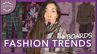 Download FASHION TRENDS FALL-WINTER 2019-2020 & how to wear them ǀ Justine Leconte Video