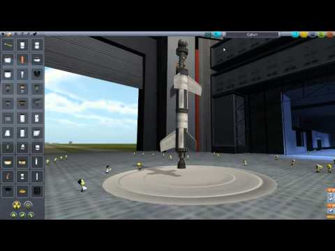 Kerbal Space Program : EP001 (C02) - How to get a satellite into orbit