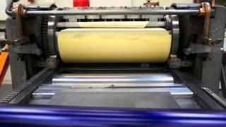 Learning how to Print Letterpress (Kelsey Press, Vandercook, & Showcard)