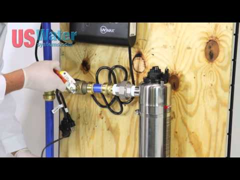 Ultraviolet Water Filter - UV Bulb Replacement