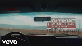 Dams Of The West - Flag on the Can