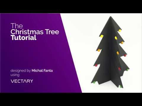 Vectary | The Christmas Tree Tutorial