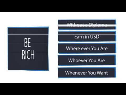 NO NEED OF A HIGH SCHOOL DIPLOMA TO MAKE MONEY. WORLDWIDE