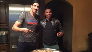 Did Russell Westbrook Save Enes Kanter From Being DEPORTED?