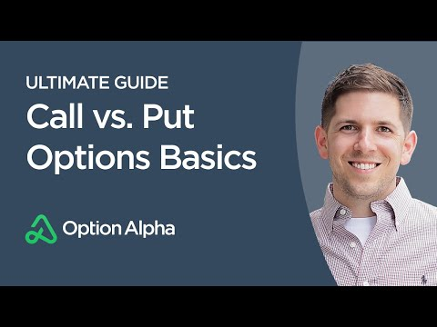 Call vs Put Options Basics