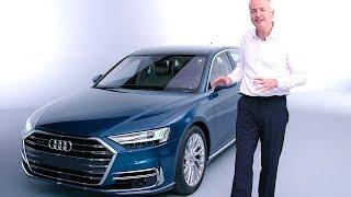 Audi A8 2018 REVIEW World Premiere Audi A8 INTERIOR 2018 New Audi A8L Interior CARJAM TV HD