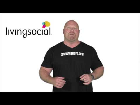 Moving Software - Living Social Coupons - Customer Remarketing