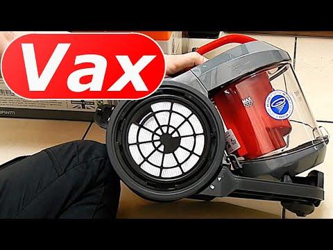 Vax Power Revive Bagless Cylinder Vacuum Cleaner-CCMBPNV1T1