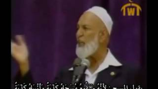 The strongest debate between the Rev. Jimmy Swaggart and Sheikh Ahmed Deedat about the Bible. Part 2
