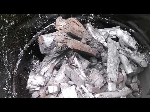 5 Simple Steps to Make Lump Charcoal