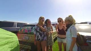 VR180 Carpoolchella - Coachella 2018