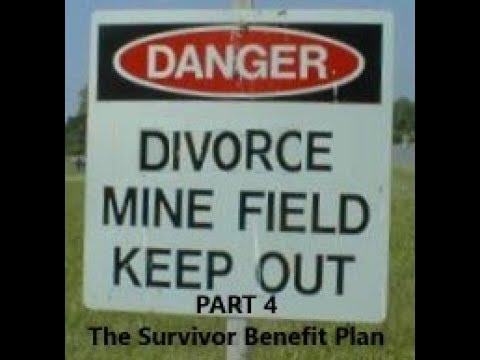 Episode 0058 - Military Divorce Minefields - Part 4 - The Survivor Benefit Plan