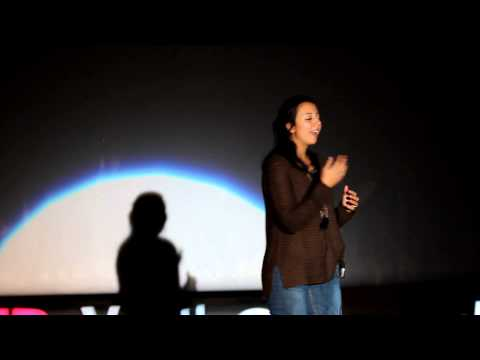 The Hero in the Cupboard: Mona Fouad at TEDxYouth@Alexandria