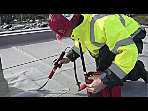 Surveyroof - Electronic Flat Roof Leak Detection Methods - Flat Roof  Condition Survey