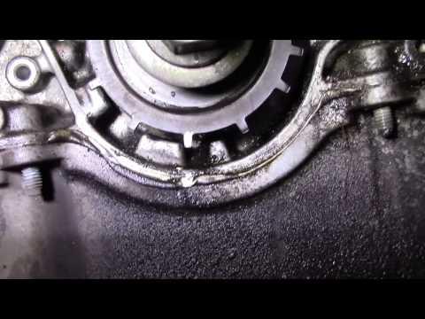 Timing belt alignment 2001 Honda SOHC VTEC