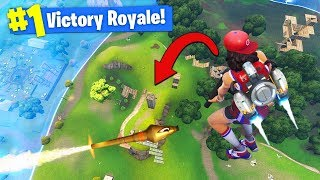The BEST Way To *WIN* In Fortnite Battle Royale!