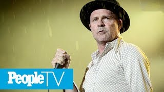 The Tragically Hip's Lead Singer Gord Downie Dies After Battling Brain Cancer | PeopleTV