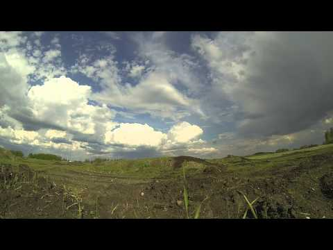 Time Lapse Dirtbike Track