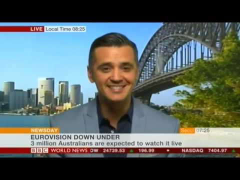 Why Australia is in the Eurovision Song Contest