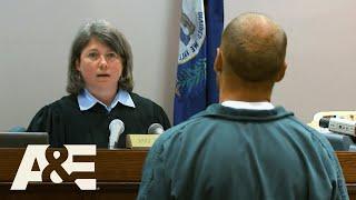 Court Cam: Man SPITS on Judge, Then Starts Jail Riot | A&E