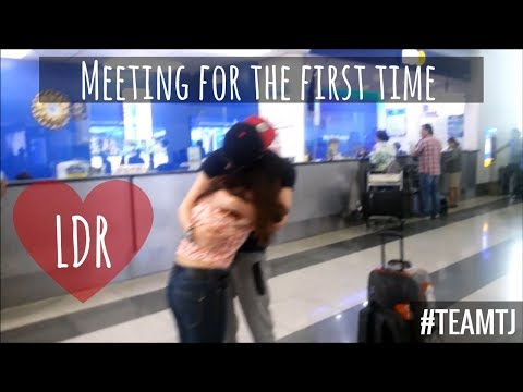 LDR MEETING FOR THE FIRST TIME PHILIPPINES AND HOLLAND