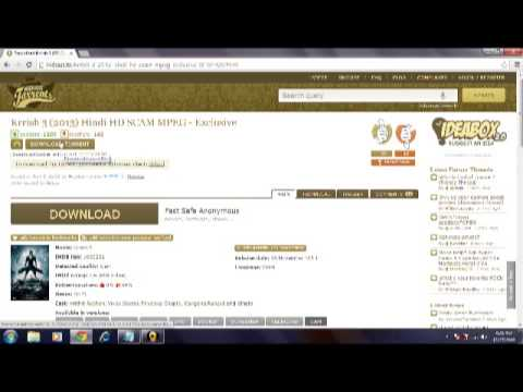 How to download Krish 3 film free