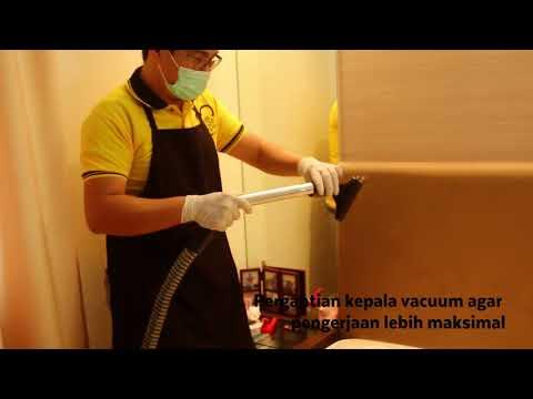 Jasa Vacuum Debu Tungau by Supervacuumjakarta - Part 1