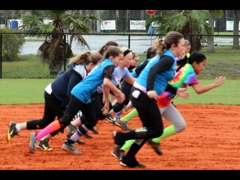 Warriors softball tryouts 1/24/2015 south county field