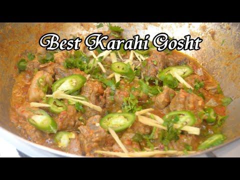 Best Karahi Gosht