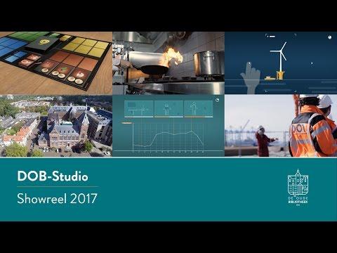 DOB Studio Showreel 2017