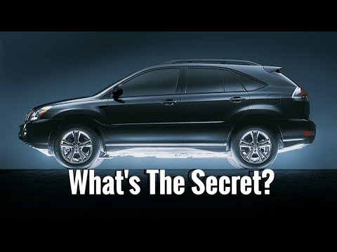 What's The Secret? 256,000 Miles On A Lexus Hybrid! How Long Will A Hybrid Battery Last?