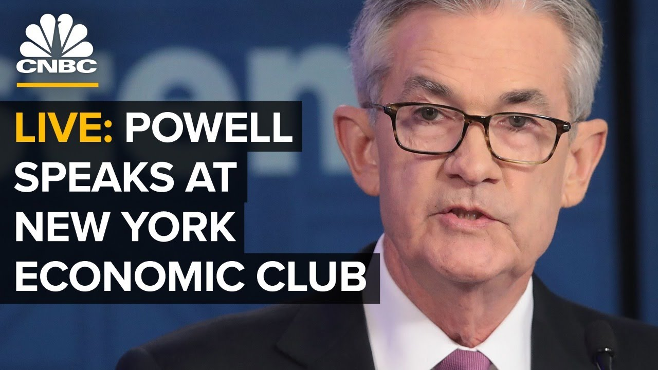 WATCH LIVE: Fed Chair Jerome Powell speaks at New York Economic Club — 2/10/21