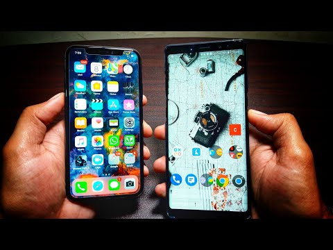 10 things iPhone X does better than Note 8!