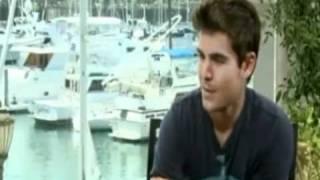 Zac Efron Talks About Vanessa Hudgens