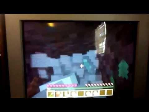 Infinite Snow in Minecraft Xbox 360 Edition