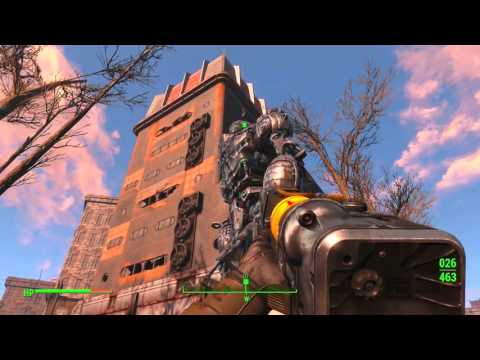 Fallout 4 Gameplay: Ad Victoriam (Lets Play)