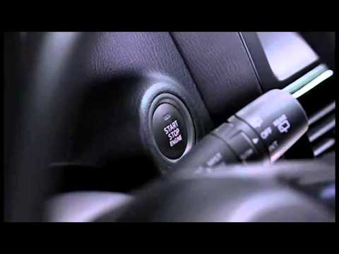2013 and 2014 CX-5 Keyless Start Up and Starting With a Dead Key Battery Tutorial