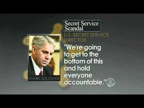 Secret Service agents lose clearance amid scandal