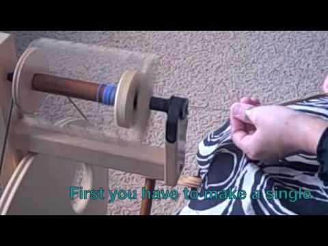 Plying Plarn