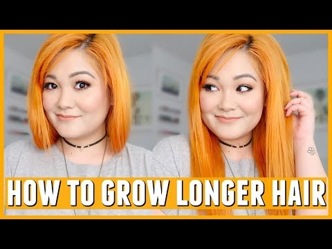 10 Tip To Grow Your Hair Longer Faster