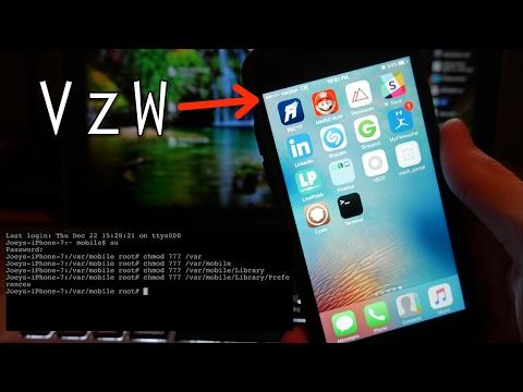 How to Fix VzW Cellular Data - Jailbreak iOS 10.2 Cydia